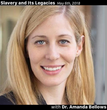 Dr. Amanda Bellows on American Slavery and Russian Serfdom after Emancipation