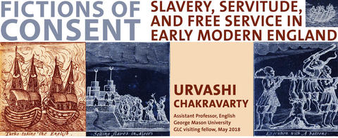 Urvashi Chakravarty on Slavery, Servitude, and Free Service in Early Modern England